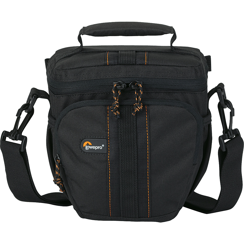 Lowepro Adventura TLZ 25 Toploading Camera Bag Black - Lowepro Camera Accessories