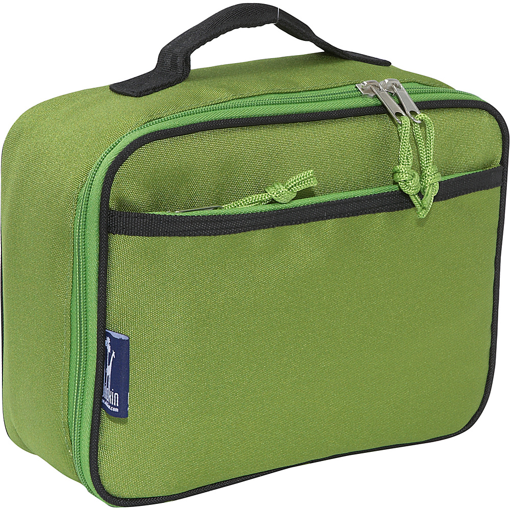 Wildkin Fern Green Lunch Box - Fern Green - Travel Accessories, Travel Coolers