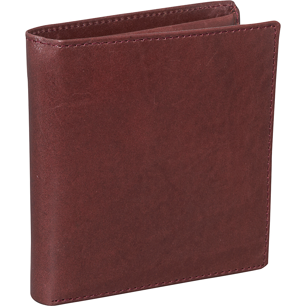 Dopp Verona Convertible Cardex Wallet - Burgundy - Work Bags & Briefcases, Men's Wallets