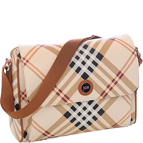 Tan/Cream Plaid - $86.99 (Currently out of Stock)