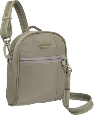 Pacsafe Luggage Metrosafe 100 Gii Hip And Shoulder Bag 71