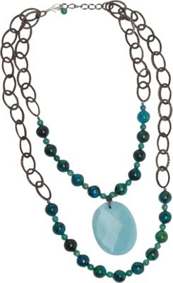 MINU Jewels Amazon Necklace