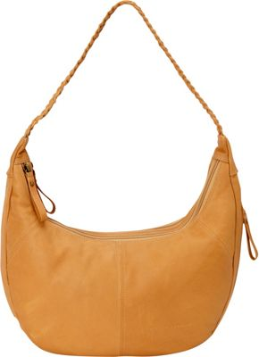Derek Alexander Flash Back E/W Double Top Zip Hobo