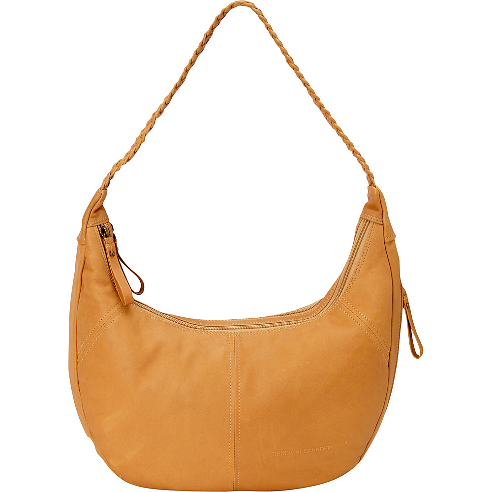 Derek Alexander Flash Back E/W Double Top Zip Hobo - Sports, Gym Bags
