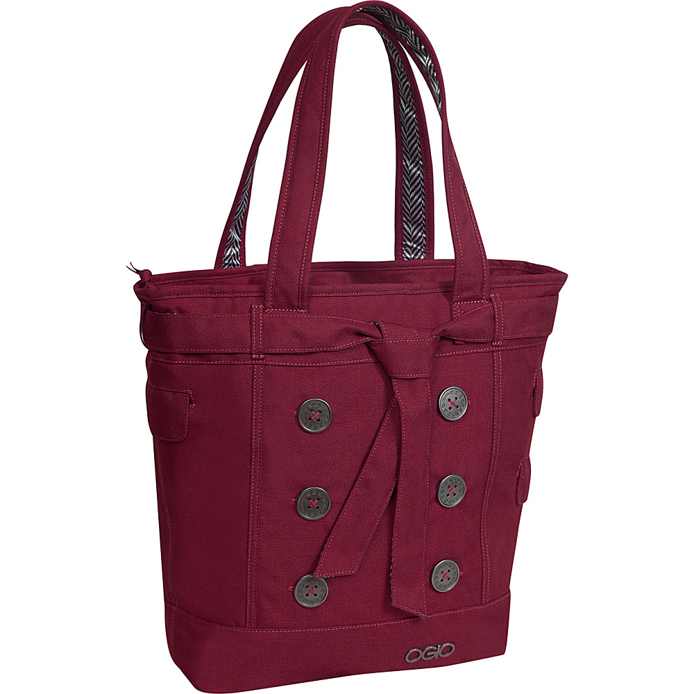 OGIO Hamptons Laptop Tote Wine OGIO Women s Business Bags