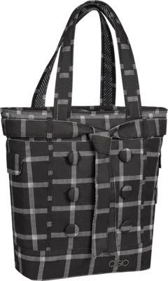 OGIO Hamptons Laptop Tote Windowpane - OGIO Women's Business Bags