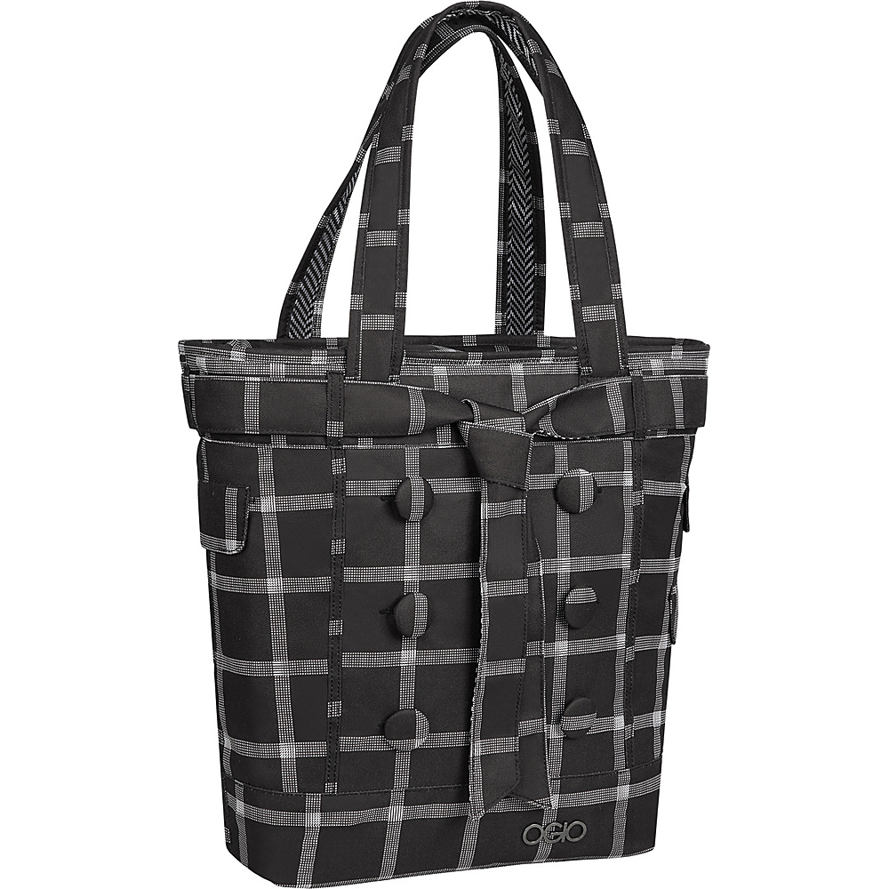 OGIO Hamptons Laptop Tote Windowpane OGIO Women s Business Bags