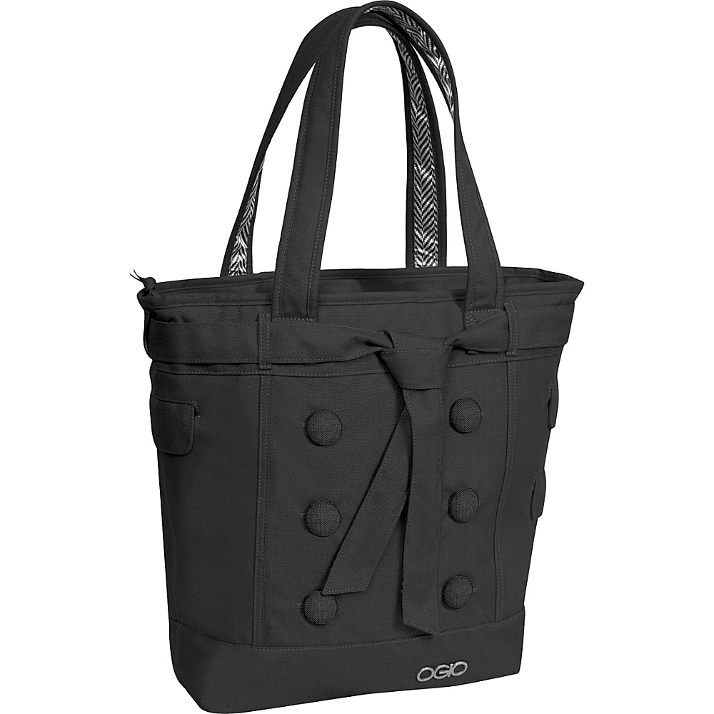 OGIO Hamptons Laptop Tote - Black - Work Bags & Briefcases, Women's Business Bags