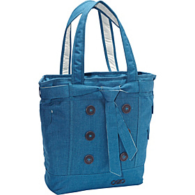 Hamptons Laptop Tote Tide