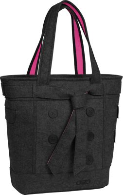 OGIO OGIO Hamptons Laptop Tote Dark Gray Felt - OGIO Women's Business Bags