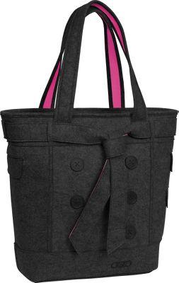 OGIO Hamptons Laptop Tote Dark Gray Felt - OGIO Women's Business Bags