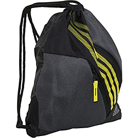 Impact Sackpack Black/Lead/FreshLemon