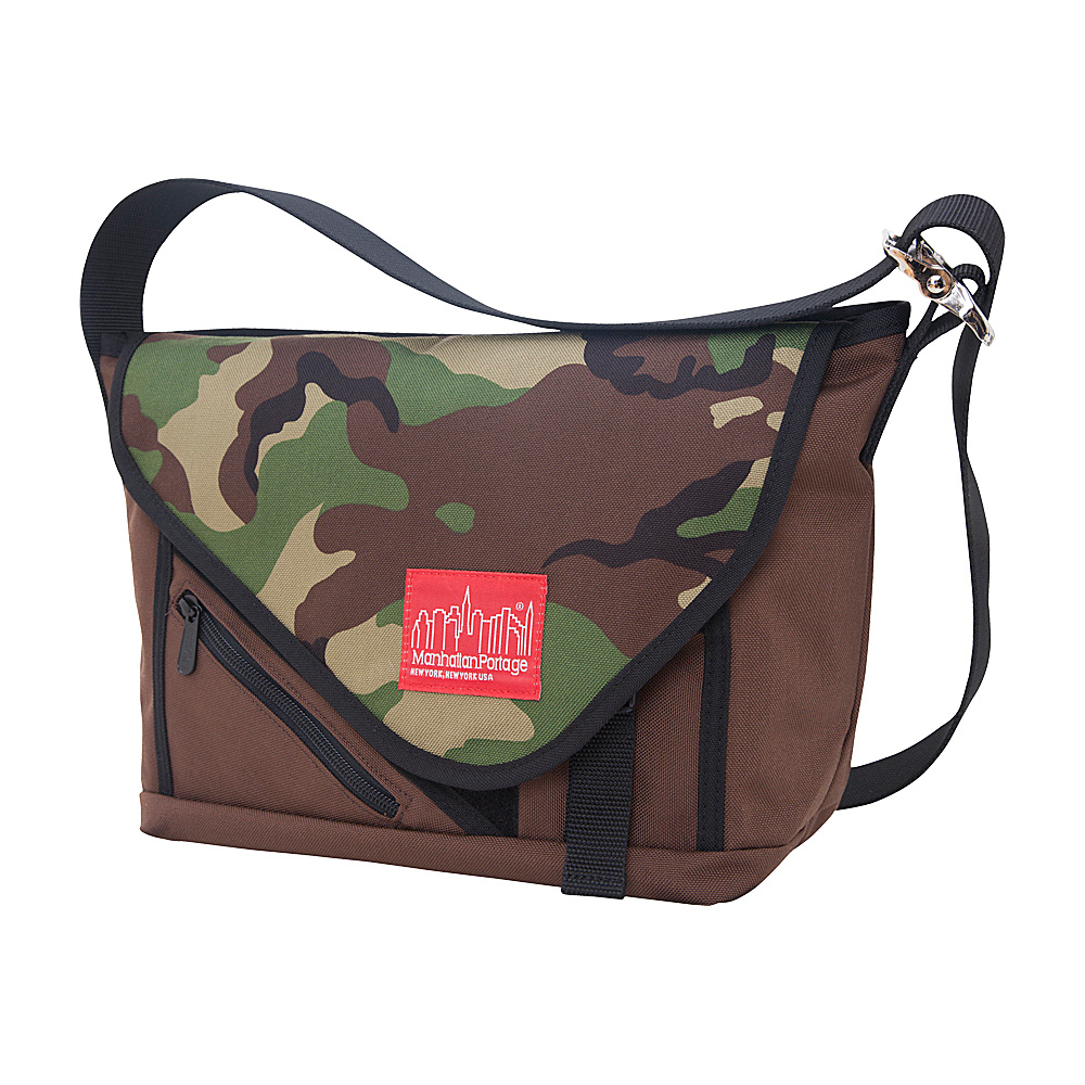 Manhattan Portage Flat Iron Messenger (SM) - Dark - Work Bags & Briefcases, Messenger Bags