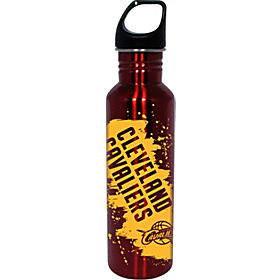 Cleveland Cavaliers Water Bottle Red