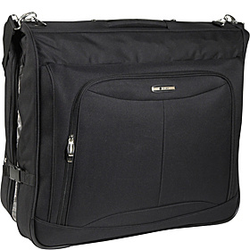 Helium Fusion 3.0 B/O Garment Bag Black