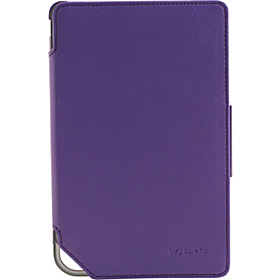 Nook Color Fitfolio Aubergine