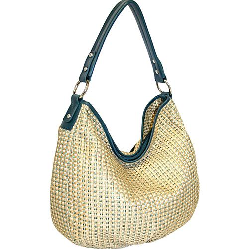 Nino Bossi Top Zip Hobo - Shoulder Bag