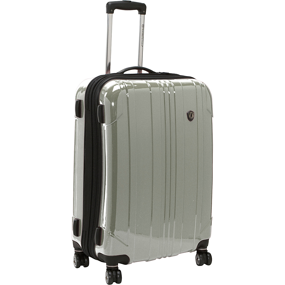 Travelers Choice Sedona 25 in. Hardside Spinner - Luggage, Hardside Checked