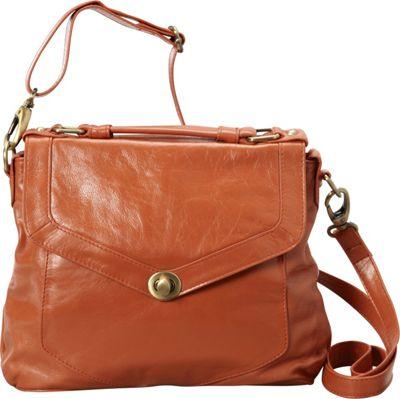 Latico Leathers Doyle Satchel Salmon - Latico Leathers Leather Handbags