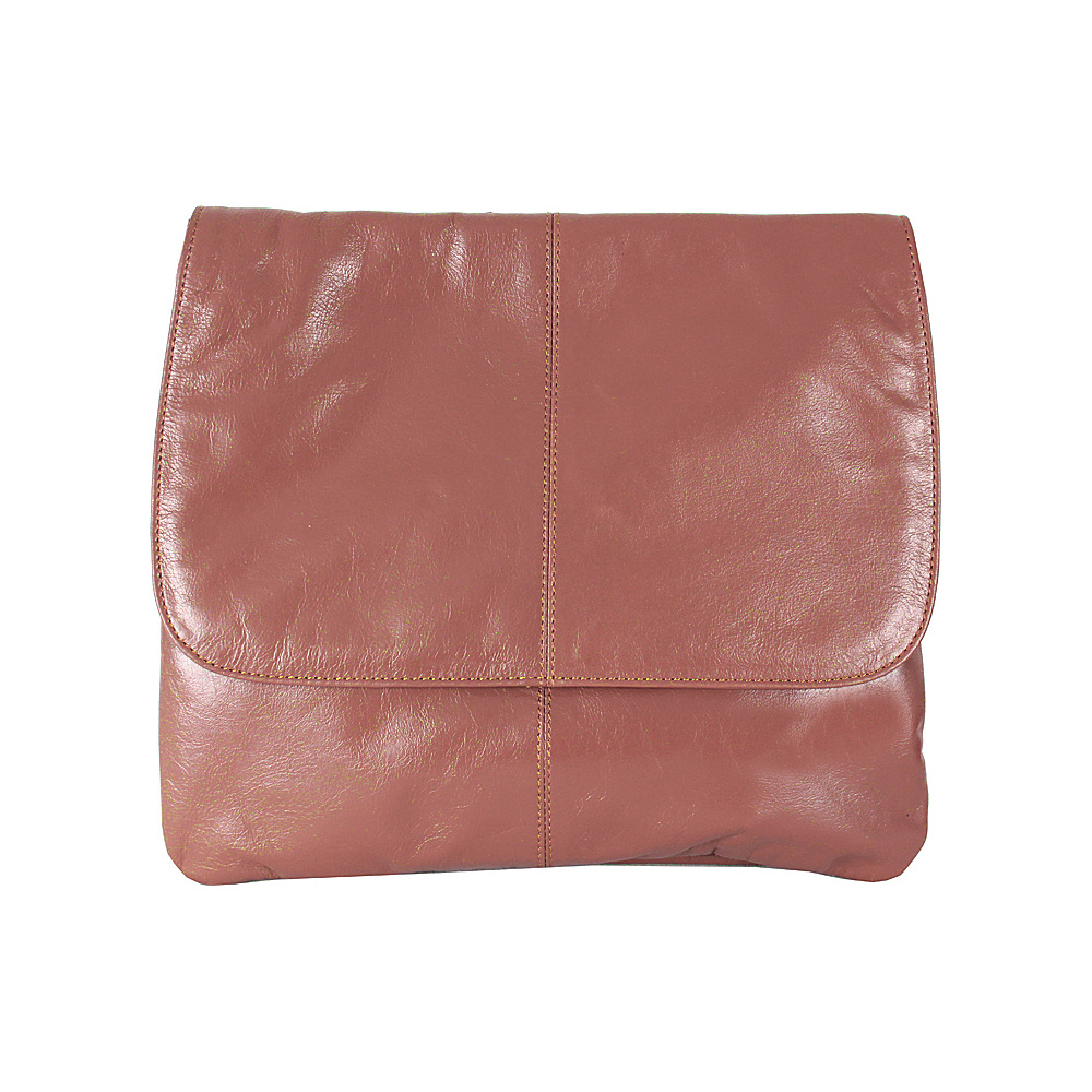 Latico Leathers Jamie Crossbody Pink - Latico Leathers Leather Handbags - Handbags, Leather Handbags