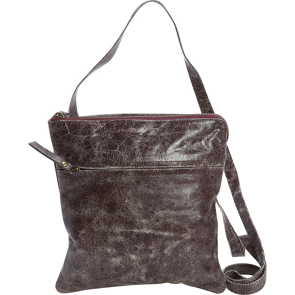 Latico Leathers Jamie Crossbody Astro Purple - Latico Leathers Leather Handbags - Handbags, Leather Handbags