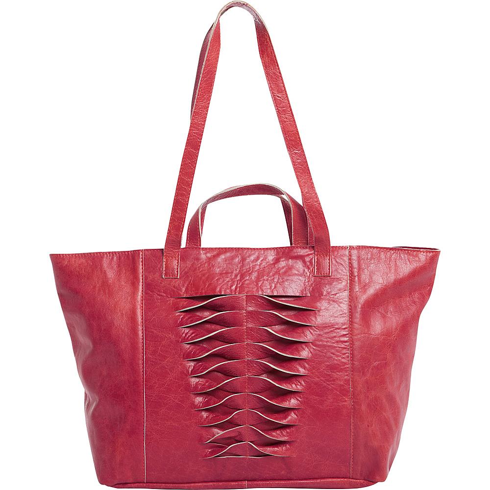 Latico Leathers Jamie Crossbody Berry - Latico Leathers Leather Handbags - Handbags, Leather Handbags