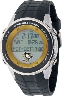 Game Time Schedule Watch - NHL - Pittsburgh Penguins