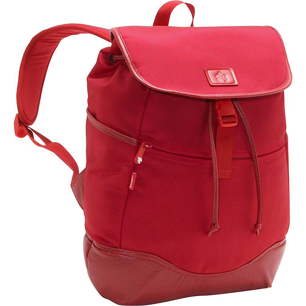 Sumo Combo Backpack 14.1 PC 15 MacBook Pro Red