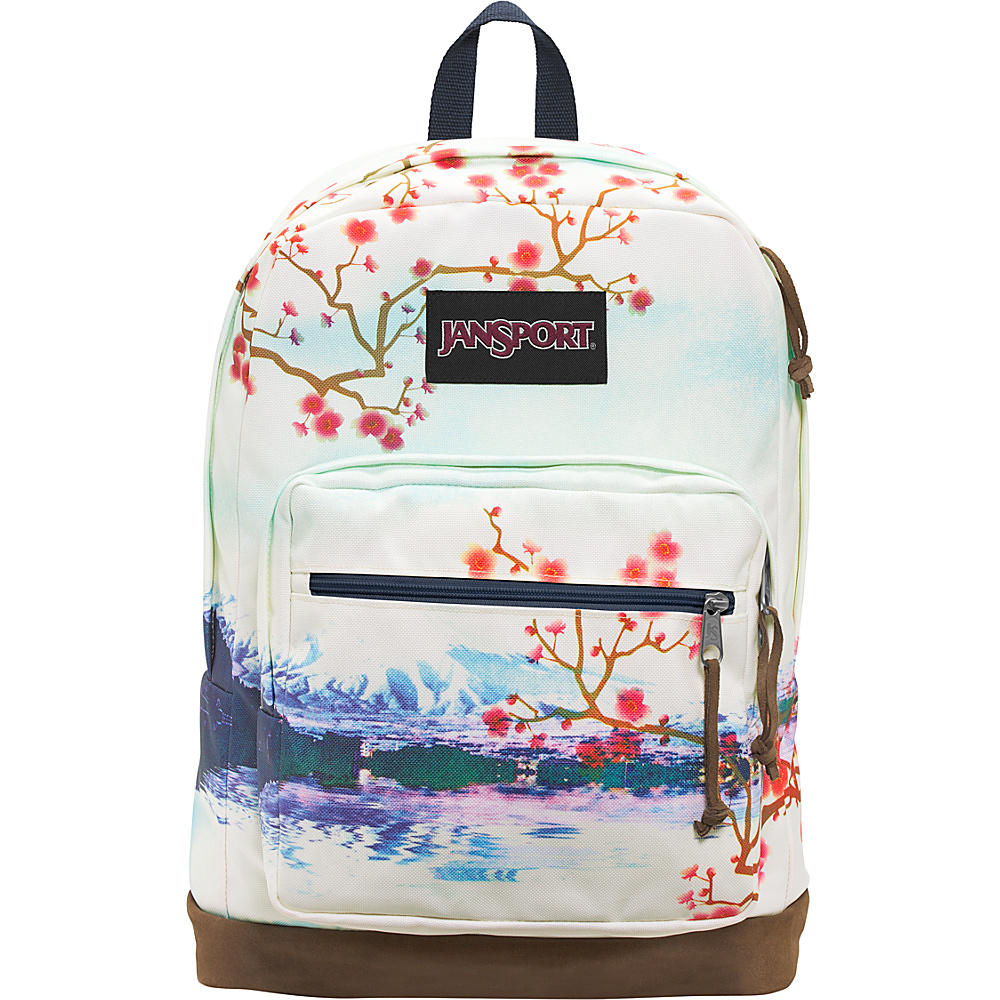 JanSport Right Pack Expressions Multi Cherry Blossom - JanSport Business & Laptop Backpacks