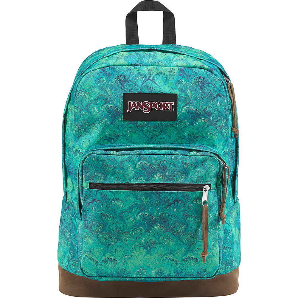 JanSport Right Pack Expressions Marbled Paint - JanSport Business & Laptop Backpacks