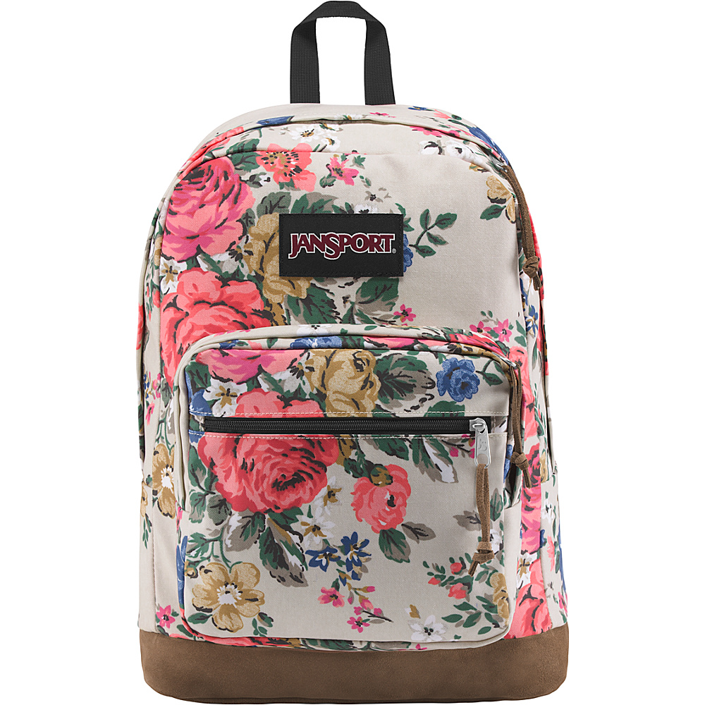 JanSport Right Pack Expressions Matte Coated Canvas - JanSport Business & Laptop Backpacks