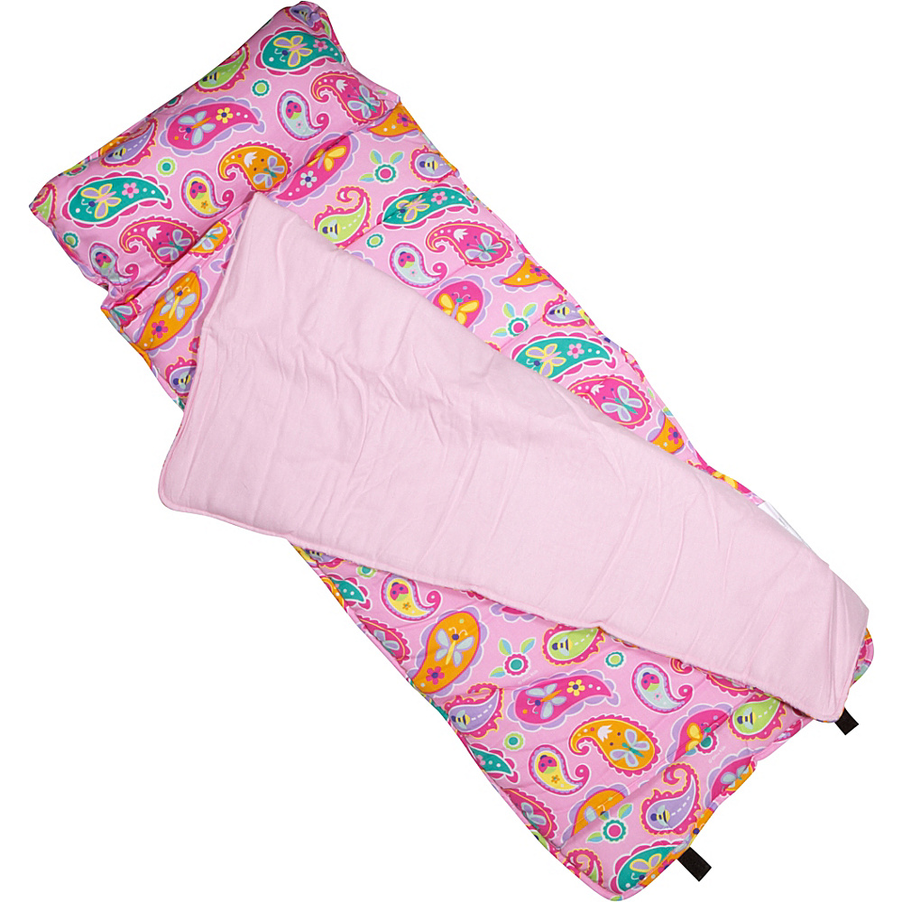 Wildkin Olive Kids Paisley Nap Mat Olive Kids Paisley - Wildkin Travel Pillows & Blankets - Travel Accessories, Travel Pillows & Blankets
