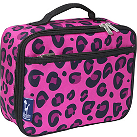 Pink Leopard Lunch Box Pink Leopard