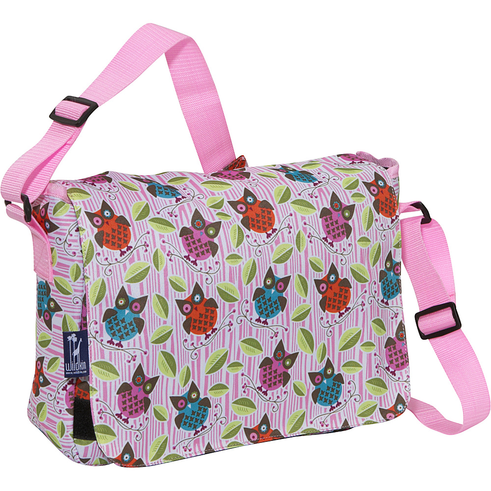 Wildkin Owls Kickstart Messenger Bag - Owls
