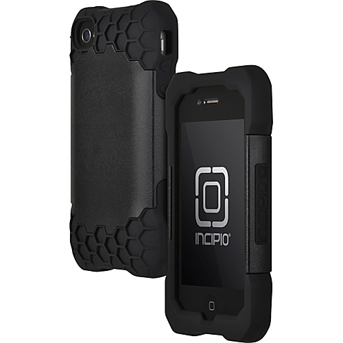 Incipio HIVE Response for iPhone 4/4S - Black