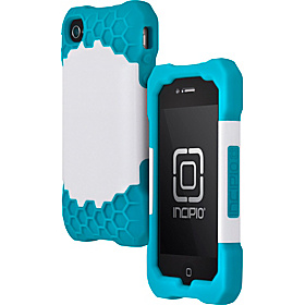 HIVE Response for iPhone 4/4S Turquoise / White
