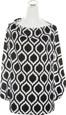 Itzy Ritzy Ritzy Nurser Fully-Lined Nursing Cover Moroccan Nights - Itzy Ritzy Diaper Bags & Accessories
