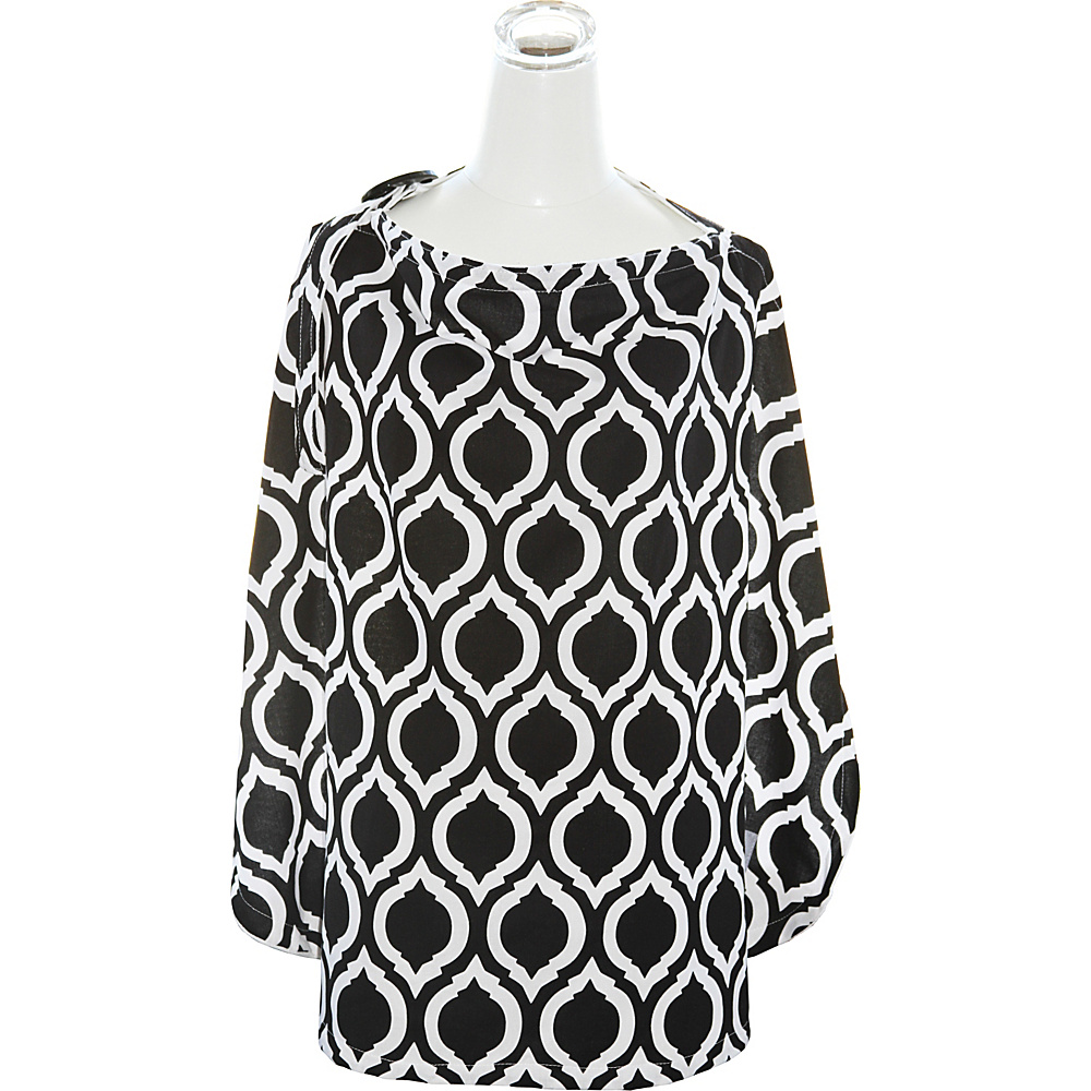 Itzy Ritzy Ritzy Nurser Fully Lined Nursing Cover Moroccan Nights Itzy Ritzy Diaper Bags Accessories