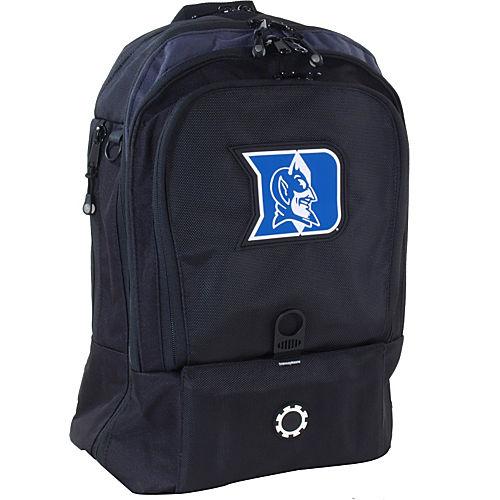 dadgear backpack collegiate series diaper bag duke university. Black Bedroom Furniture Sets. Home Design Ideas