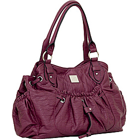 The Olivia iPad Tote Plum