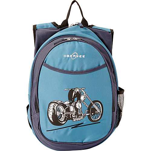 Blue Motorcycle - $26.99