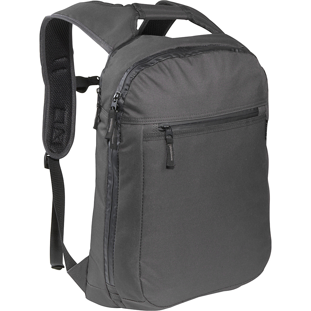 Everest Slim Laptop Backpack - Black - Backpacks, Business & Laptop Backpacks