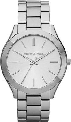 Michael Kors Watches Runway - Silver