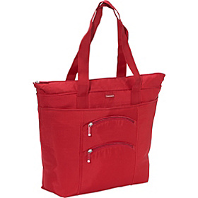 Alpha Sun Tote Crimson Red