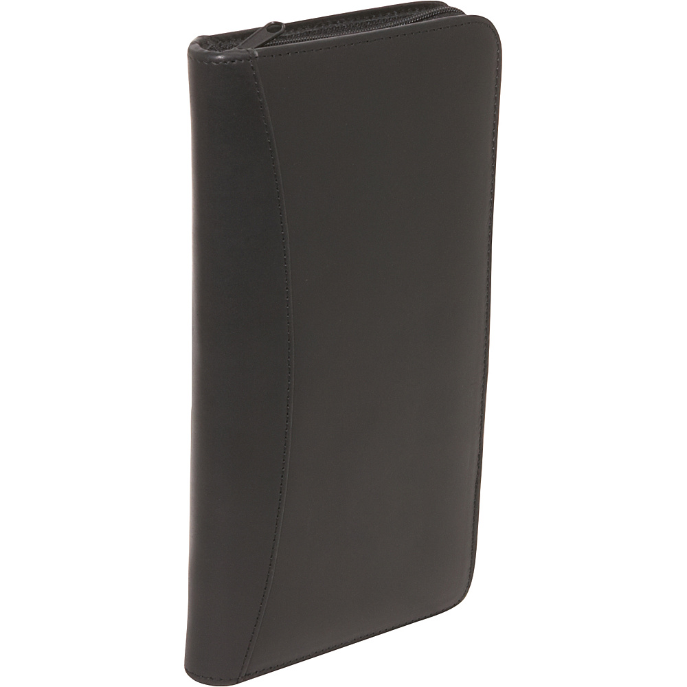 AmeriLeather Leather Document Case - Black - Travel Accessories, Travel Wallets