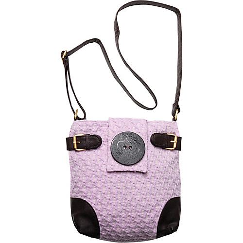 Flying Daisies Marilyn Essential Handbag Purse Pink