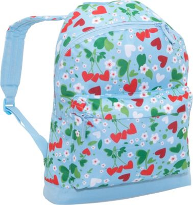 Miquelrius Agatha Large Knapsack Cherries Cherries - Miquelrius Everyday Backpacks