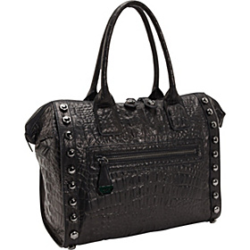 Bolt Around Satchel Black