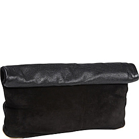 Annette Clutch Black