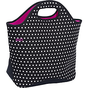 Everyday Tote Mini Dot Black & White